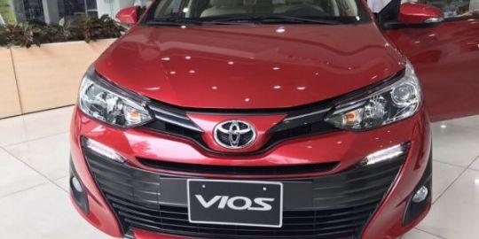 Đánh giá Toyota Vios 2019 kèm giá bán 6/2019
