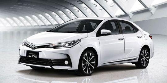 Toyota Corolla Altis Bảng giá xe & Khuyến mãi